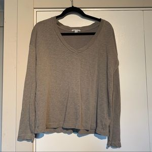 James Perse Long Sleeve size 3